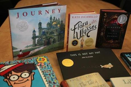 Several books at Candlewick have captured prestigious awards such as the Newbery and Caldecott medals.